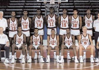 Estados Unidos, campeón del Mundobasket en España (1986)