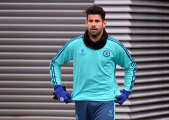 Chelsea y Sevilla lo ponen difícil en el asunto del '9'