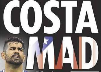 El Chelsea avisa al Atleti sobre Diego Costa: