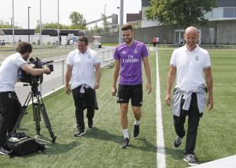 """Mayoral: """"Me voy a Wolfsburgo para crecer y volver al Madrid"""""""