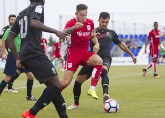 El Granada supera al Bristol con goles de Silva y Machís