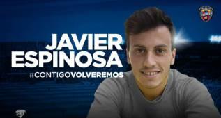 El Levante quiere renovar a Martins y Espinosa, presentado