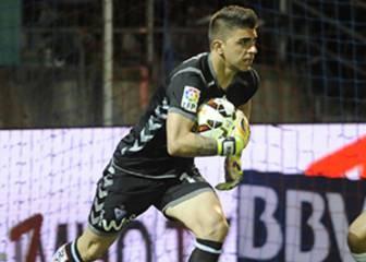 El Zaragoza hace oficial el fichaje del portero Xabi Irureta