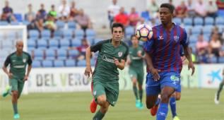 El Huesca plantó cara al Athletic