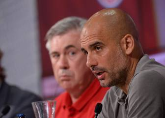 Guardiola admite el interés del Manchester City por Sané