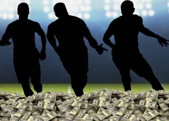 Los 20 fichajes más caros de este verano hasta el momento