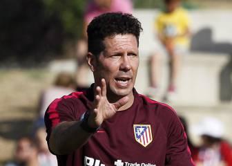 Argentina quiere compartir a Simeone con el Atlético