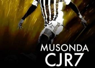 Musonda será 'CJR7':
