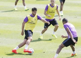Llegó Morata: empieza el cásting para ser el 'nueve'