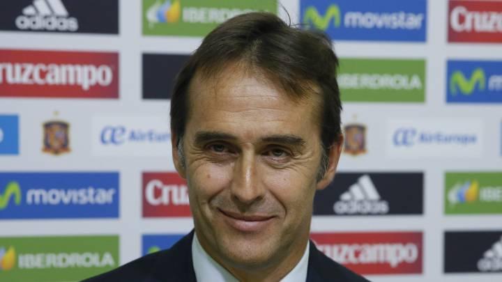 Lopetegui, seleccionador español número 53