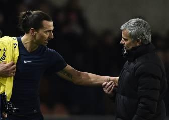 El reto de Mourinho a Ibra para que fichara por el United