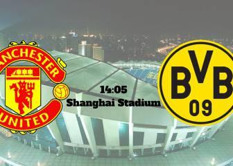 Resumen del Manchester United vs Borussia Dortmund