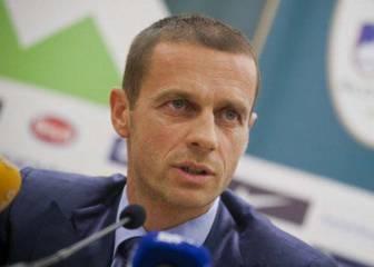 Ceferin y Van Praag, rivales de Villar para presidir la UEFA