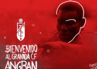 El Granada ficha al marfileño Victorien Angban