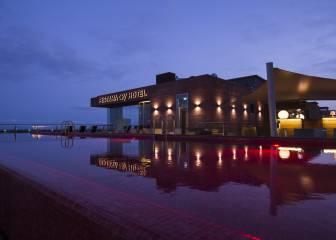 Así es el nuevo hotel de Cristiano Ronaldo en Funchal