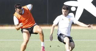 El Zaragoza le pide al Valencia la cesión del extremo Nando