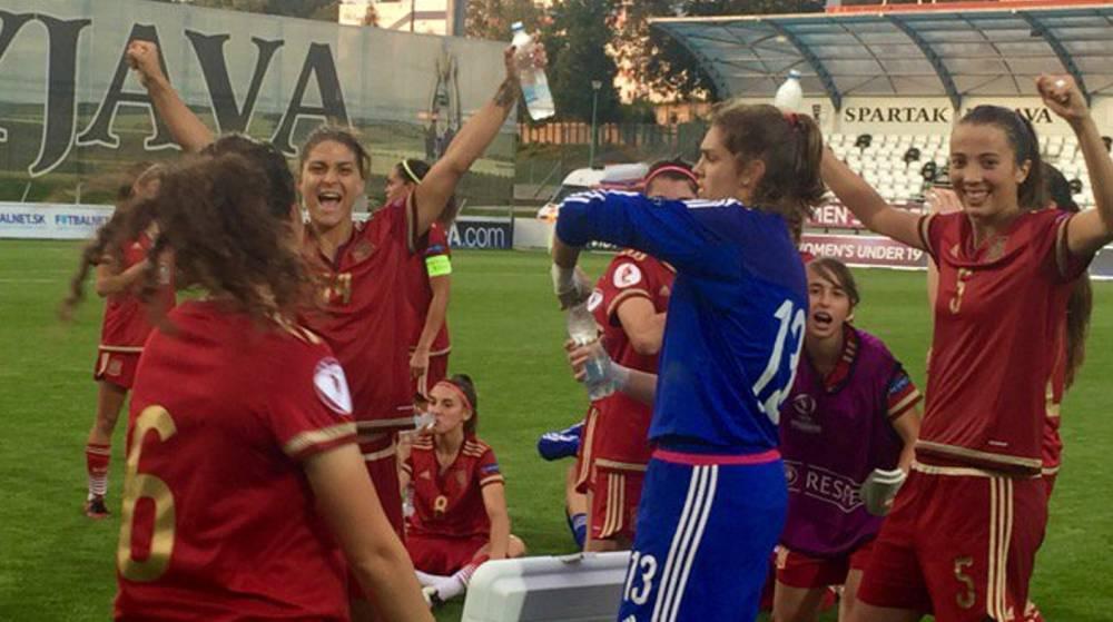 España golea a Austria 4-0 y se clasifican para las semifinales