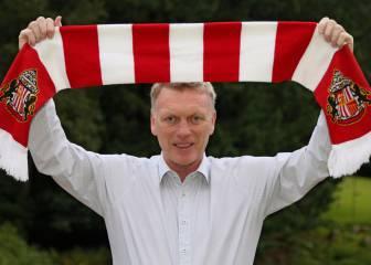 El escocés David Moyes, nuevo entrenador del Sunderland