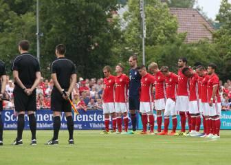 Tercer triunfo de Ancelotti en medio del dolor de Múnich