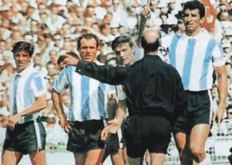 Dos arbitrajes enfrentan a Europa y América (1966)