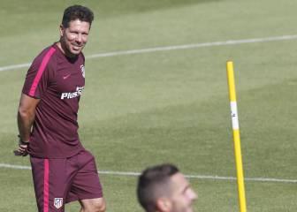 Simeone convoca a 24 jugadores sin Gaitán y con Vietto