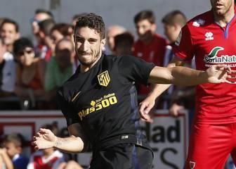 Vrsaljko y Jota: debut con el Atlético desde el once titular