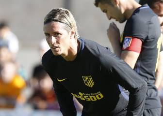 Torres, Vietto, Borré... Así les fue a los delanteros del Atleti