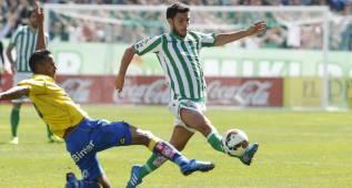 Dani Pacheco, cedido al Getafe por el Betis