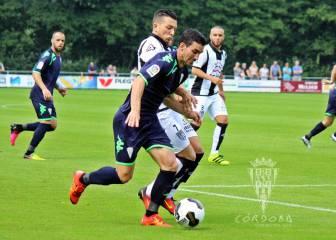 El Córdoba empata 1-1 ante el Heracles Almelo en Holanda