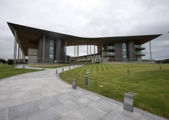 Las instalaciones donde entrenará el Barcelona en Inglaterra