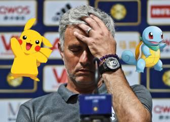 Mourinho prohibe jugar a Pokemon Go en el United