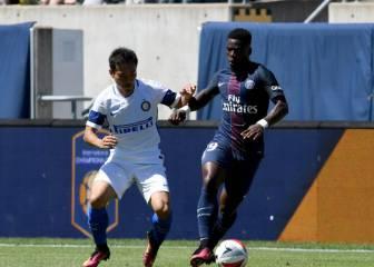 El PSG de Emery se impone con solvencia al Inter de Milán