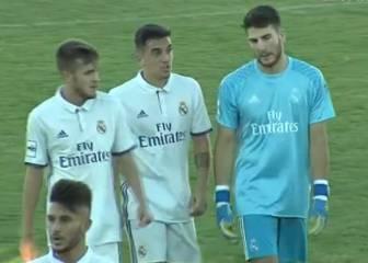 El Castilla de Solari arranca con victoria: 1-3 ante la Segoviana