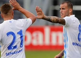 El Málaga cae en los penaltis ante el Aachen, de 4ª división