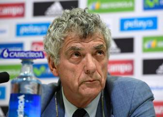 Galán denuncia a Villar al Comité de Ética de la FIFA