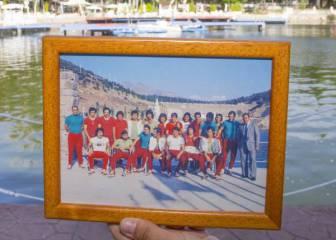 Hotel Náyade: 44 años de pretemporadas de fútbol