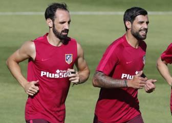 El Atleti irá de gira sin seis pilares ni el Profe Ortega
