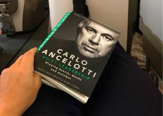 ¿Qué campeón de la Premier se relaja leyendo a Ancelotti?