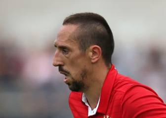 Ribéry azota a Guardiola: