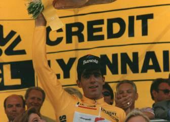 25 de julio: Miguel Indurain gana su tercer Tour de Francia