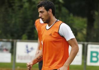 Dani Parejo: toque de atención en el partido de Rotterdam