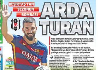 En Turquía vaticinan bombazo: Arda Turan al Besiktas