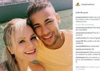 Neymar desvela con quién sueña hacerse un selfie