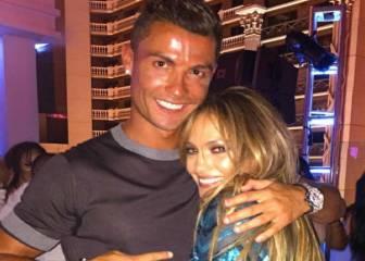 Cristiano felicita a Jennifer López por su cumpleaños