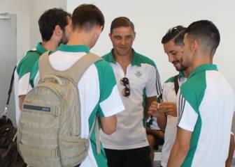 El Betis viaja a Alemania y mira de reojo a Zozulya