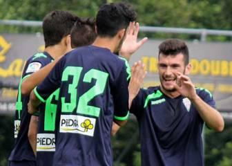 El Córdoba remonta ante el Konyaspor en seis minutos