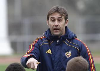 Conoce el nuevo staff técnico de la Selección de Lopetegui
