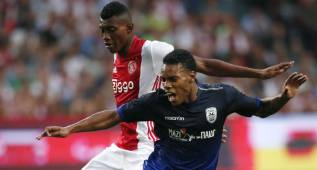 Tercera ronda de clasificación a Champions: el Ajax empató