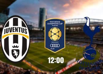 Juventus vs Tottenham en vivo y en directo online