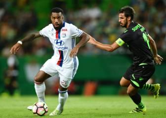 El Lyon confirma que rechazó 35 millones por Lacazette